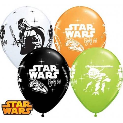 BALON DO HELU STAR WARS 1SZT