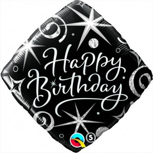 "BALON FOLIOWY HAPPY BIRTHDAY 18"""