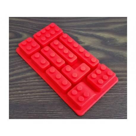 Silikonowa forma do czekolady klocki LEGO
