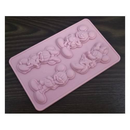 Silikonowa forma do czekolady Myszka MICKEY i MINI Disney