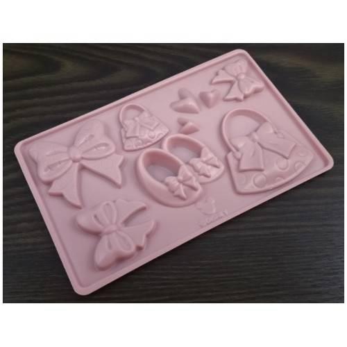 Plastikowa forma do czekoladek AKCESORIA MYSZKI MINNIE Disney