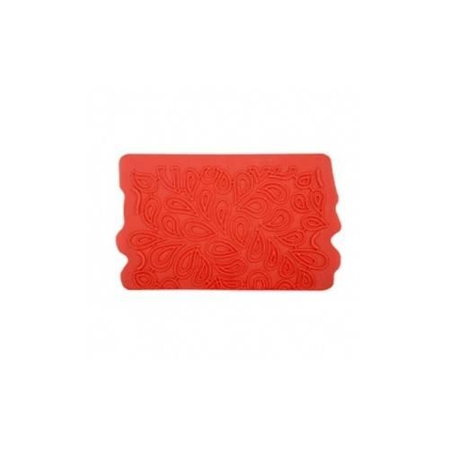 Forma silikonowa do lukru plastycznego ŁEZKI Modecor