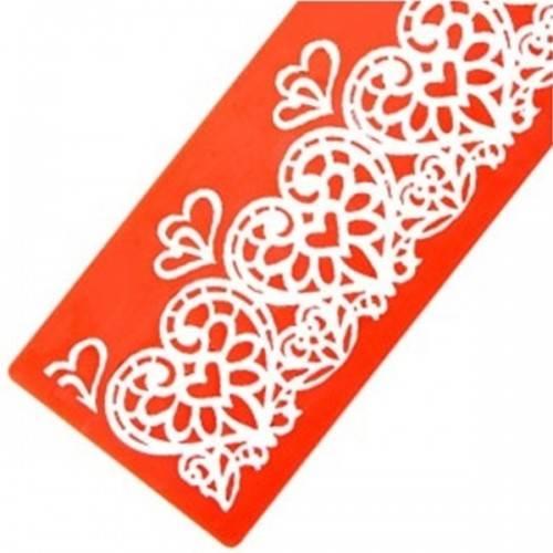Forma do koronek LOVE - Sweet Lace Express Modecor