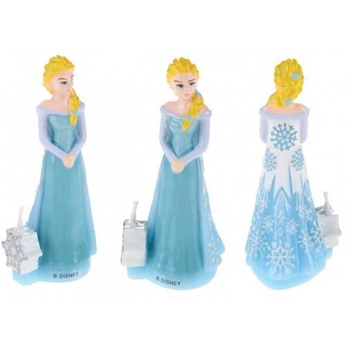 Świeczka urodzinowa Elsa