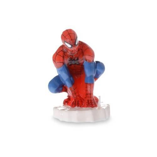 Świeczka urodzinowa SPIDER-MAN