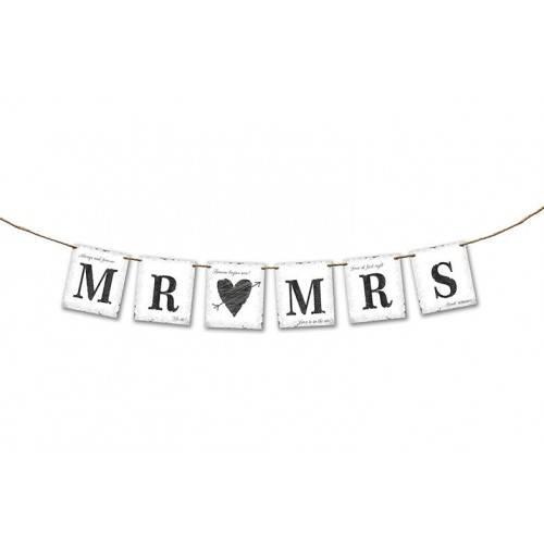 Baner MR MRS, 77cm
