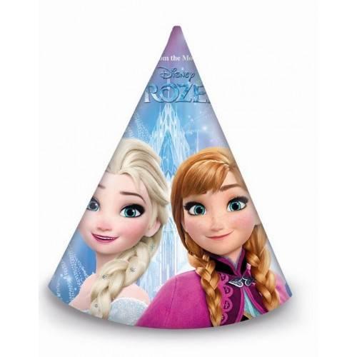 "Czapeczki papierowe ""Frozen Northern Lights"""