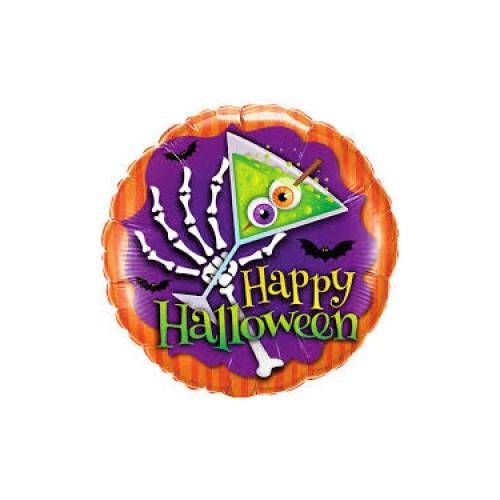 "Balon foliowy ""Happy Halloween"""