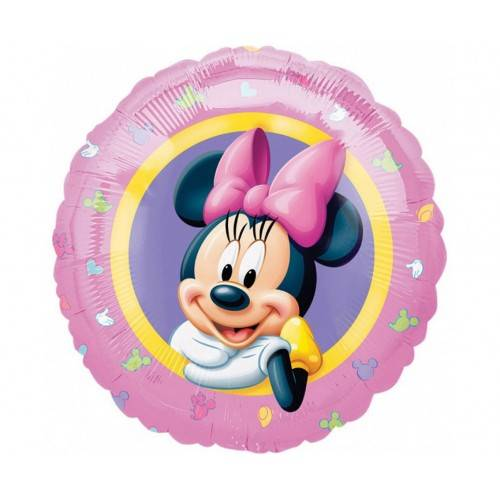 BALON FOLIOWY MINNIE 18""