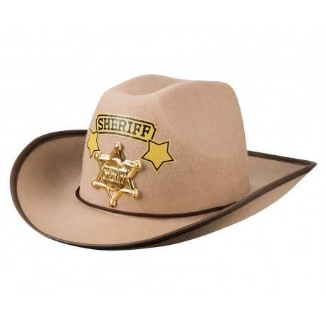 Kapelusz dla dzieci SHERIFF