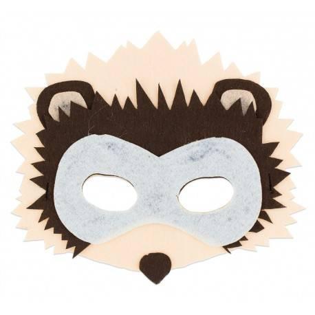 "Maska filcowa ""Jeżyk"""