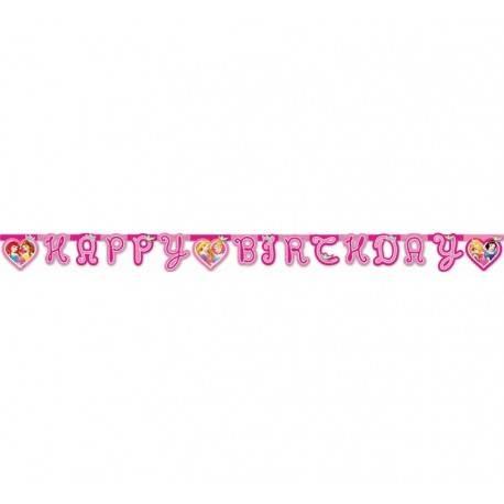 GIRLANDA HAPPY BIRTHDAY KSIĘŻNICZKI DISNEYA