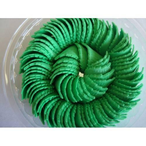 Liść duży zielony 20szt