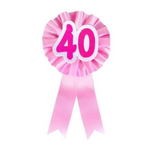 """KOTYLION URODZINOWY """"40"""""""