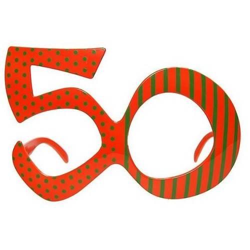 OKULARY 50 URODZINY