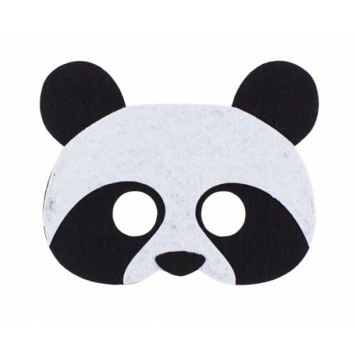 MASKA FILCOWA PANDA