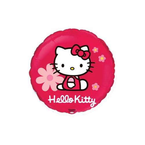 BALON FOLIOWY HELLO KITTY 1SZT