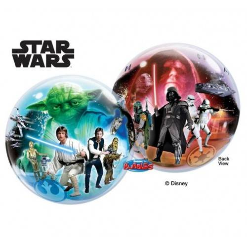 BALON FOLIOWY STAR WARS